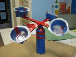 Spinning Cups