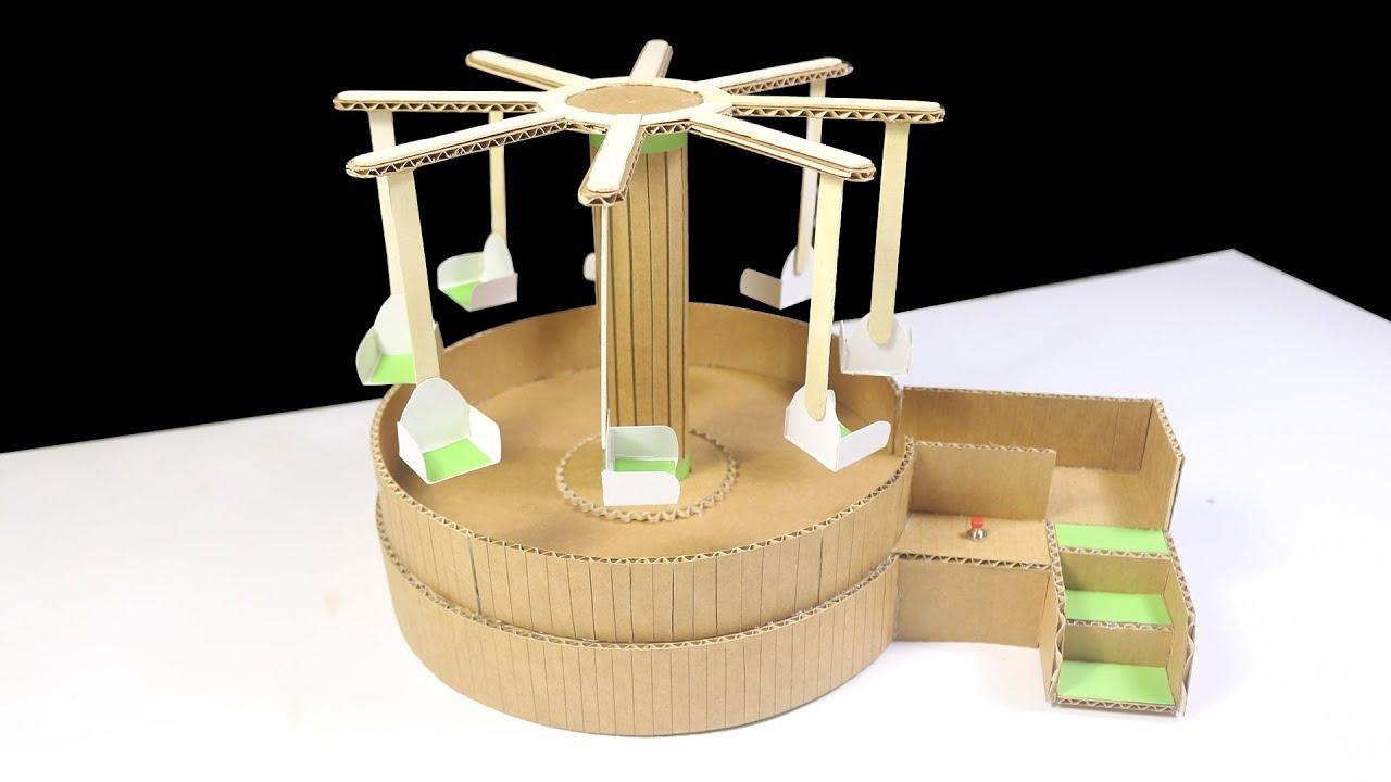 Swinging Cardboard